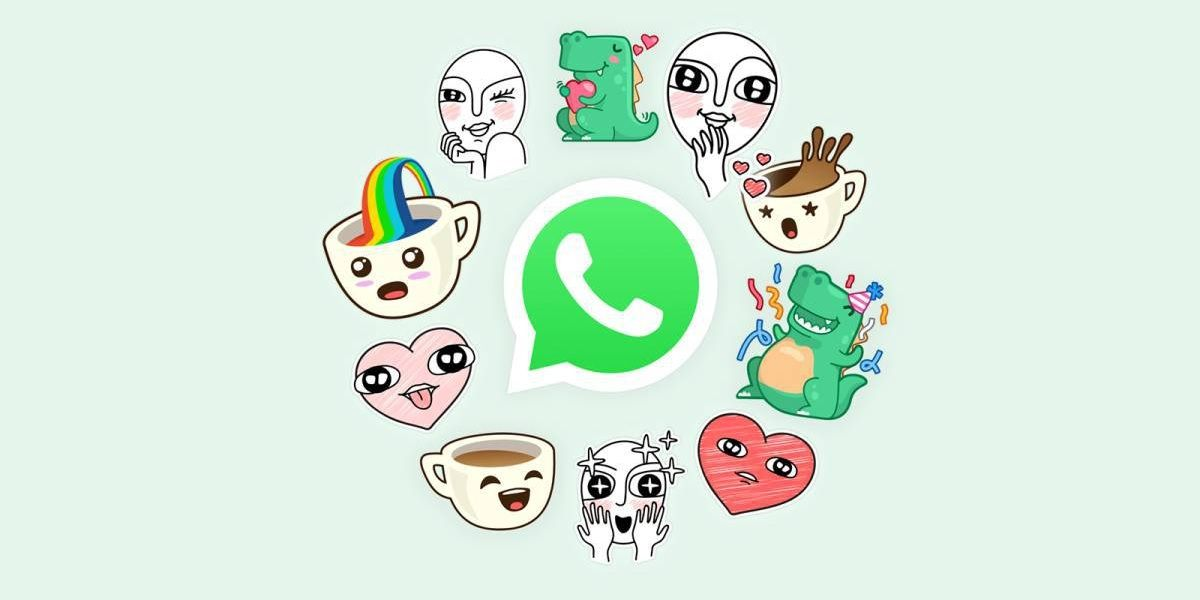 WhatsApp ya muestra stickers animados en su ultima beta