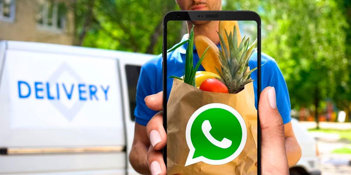 WhatsApp ya permite hacer compras