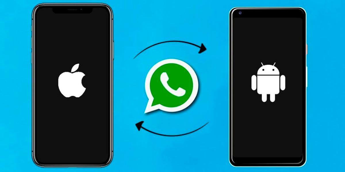 WhatsApp ya permite mover chats de iOS a Android