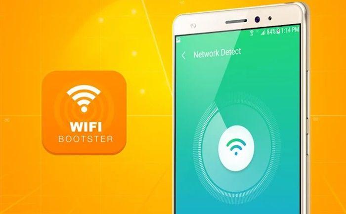 WiFi Booster app para mejorar la conexion a Internet