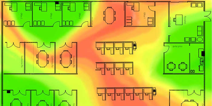 WiFi Heatmap