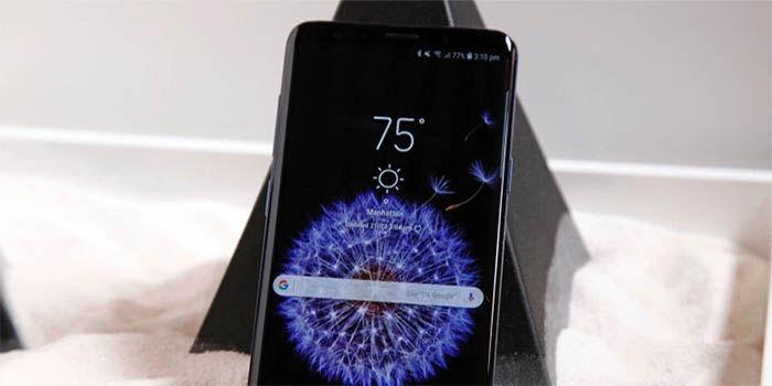 Wifi del galaxy S9