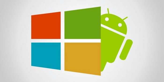 Windows 10 y Android