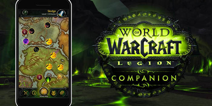 WoW App oficial