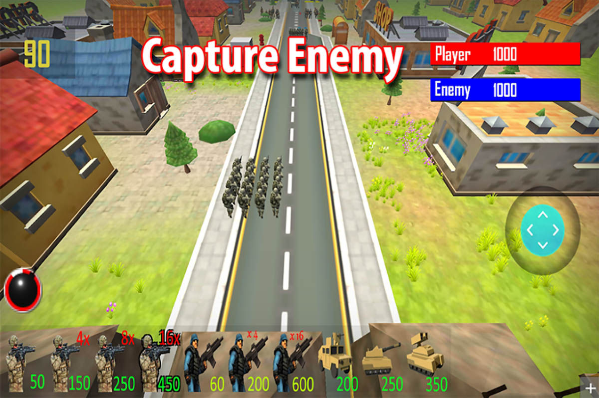 World Wars 3 ataques enemigos