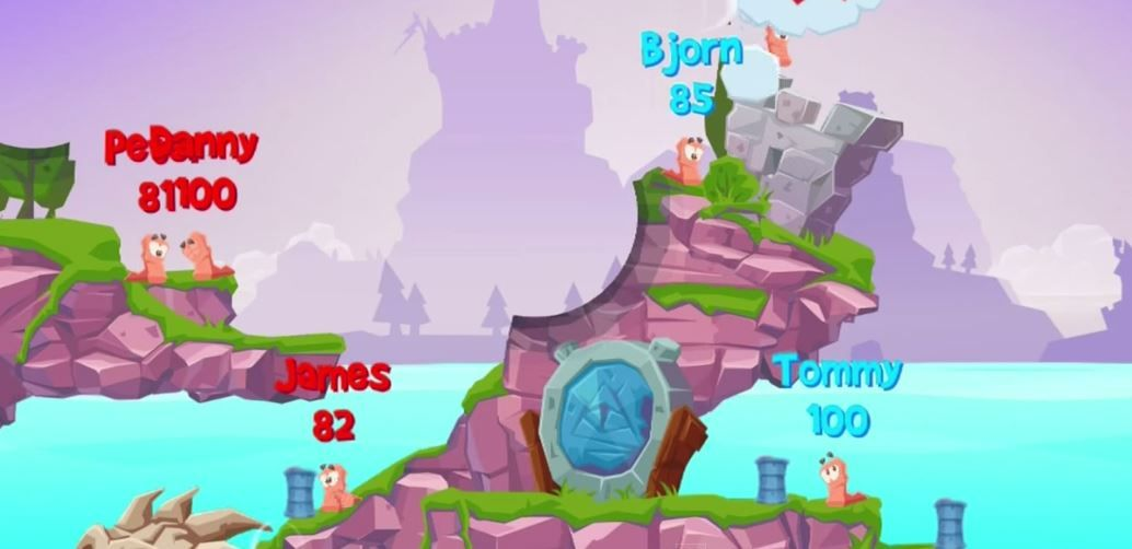 Worms 4 para Android