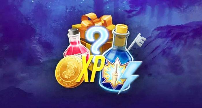 XP Harry Poter Wizards Unite