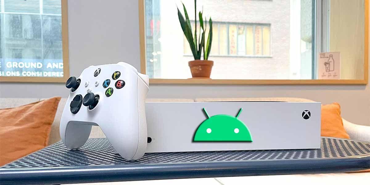 Xbox puede que soporte apps Android