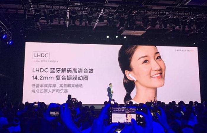 Xiaomi Air 2 lanzamiento