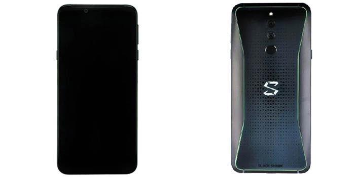 Xiaomi Black Shark 2 filtracion