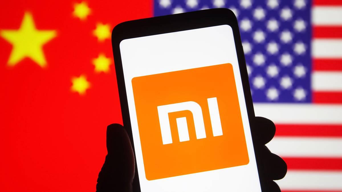 Xiaomi Estados Unidos veto