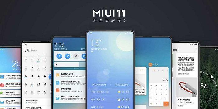 Xiaomi MIUI 11 destacada
