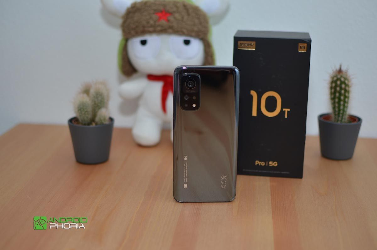 Xiaomi Mi 10T Pro prueba