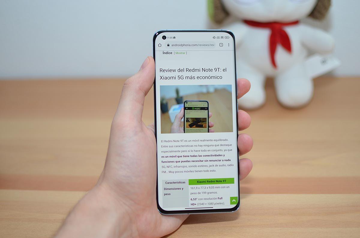 Xiaomi Mi 11 Androidphoria