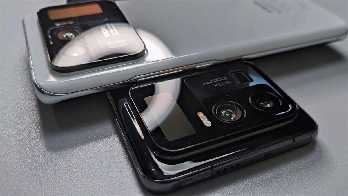 Xiaomi Mi 11 Ultra doble pantalla