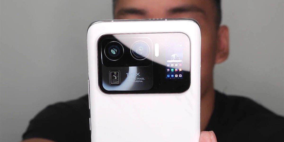 Xiaomi Mi 11 Pro filtrado 5
