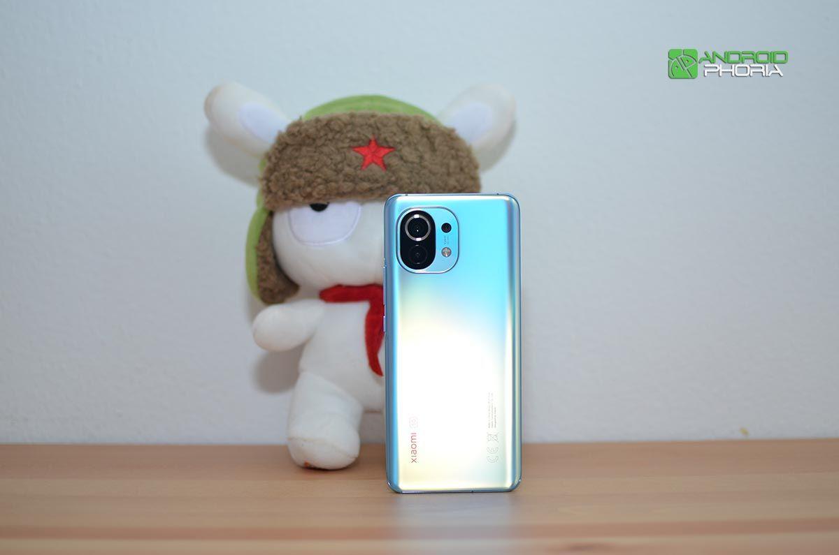 Xiaomi Mi 11 colores