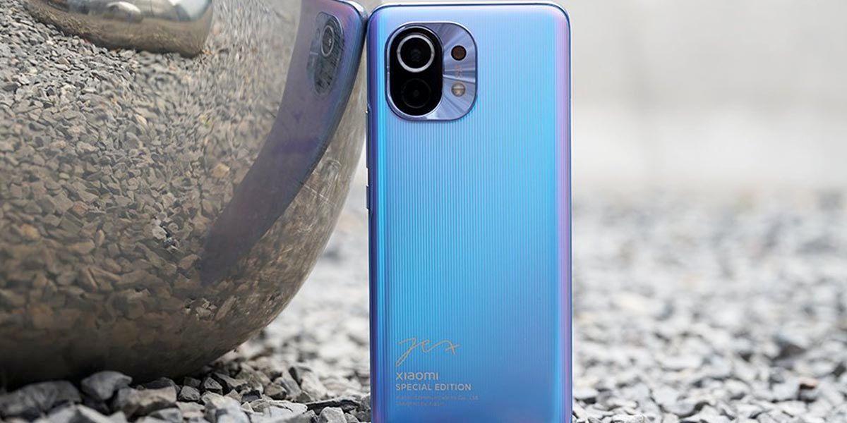 Lanzamiento global del Xiaomi Mi 11