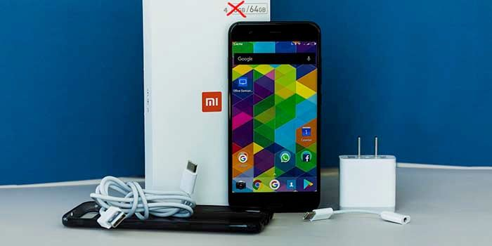 Xiaomi Mi 6 4 GB RAM