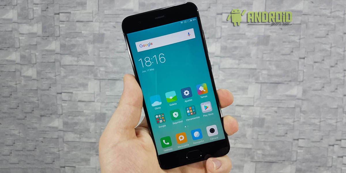 Xiaomi Mi 6 review espanol