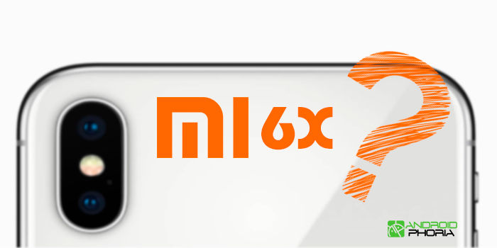 Xiaomi Mi 6X filtracion renovacion Mi 6