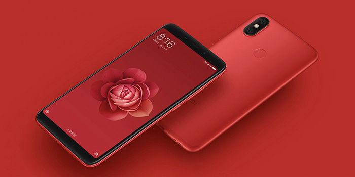 Xiaomi Mi 6X lanzamiento