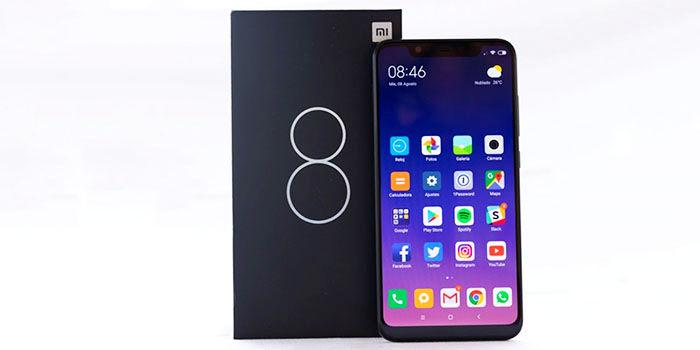 Xiaomi Mi 8 Global de oferta
