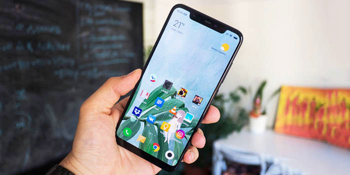 Xiaomi Mi 8 Global