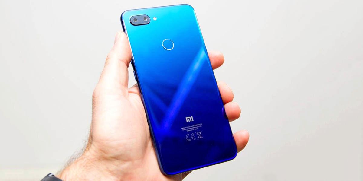 Xiaomi Mi 8 Lite NAV