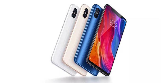 Xiaomi Mi 8 precio mínimo histórico