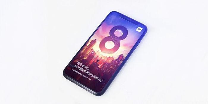 Xiaomi Mi 8 primera imagen
