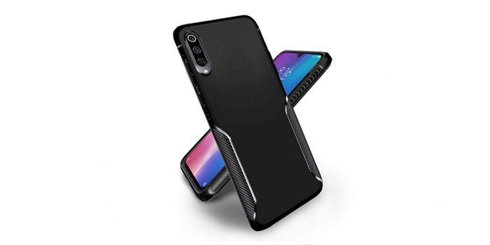 Xiaomi Mi 9 Funda antideslizante