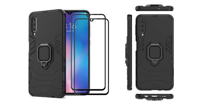 Xiaomi Mi 9 Funda protectora resistente