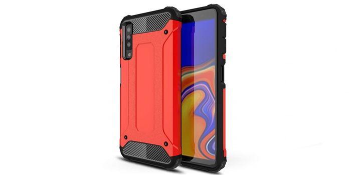 Xiaomi Mi 9 Funda roja