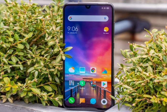 Xiaomi Mi 9 completo