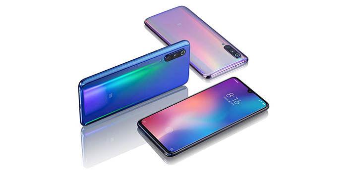 Xiaomi Mi 9 en DxOMark