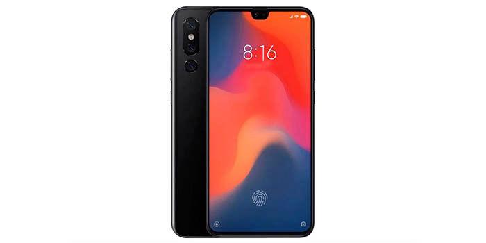 Xiaomi Mi 9 posible diseño