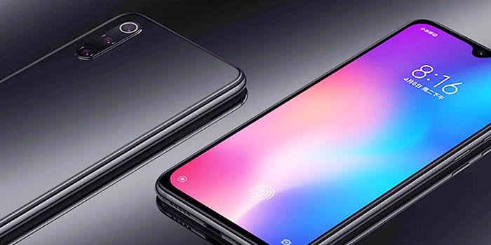 Xiaomi Mi 9 sin flash