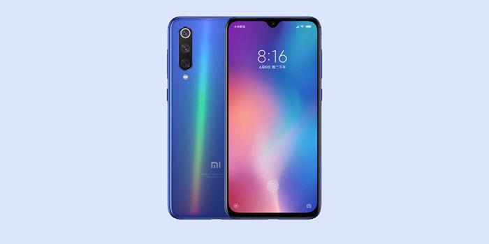 O Xiaomi Mi 9X vazou, poderia realmente ser o Xiaomi Mi A3? 1