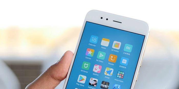 Xiaomi Mi A1 MIUI