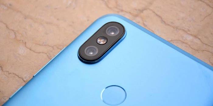 Xiaomi Mi A2 trasera