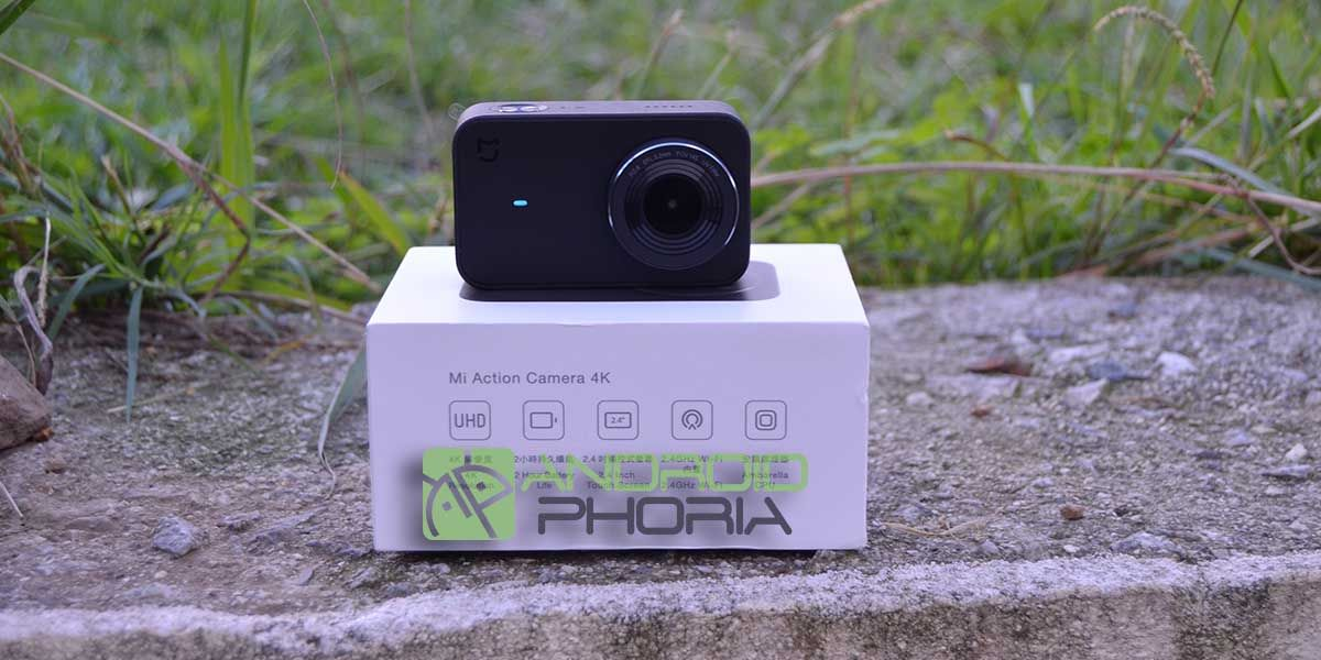 Xiaomi Mi Action Camera 4K review