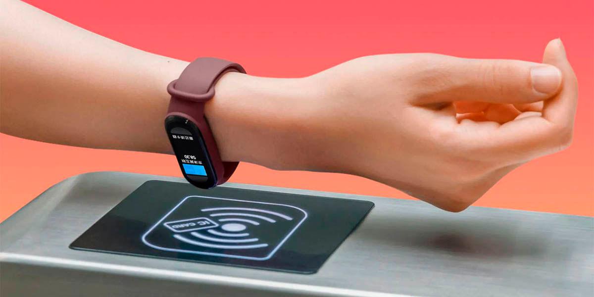 Xiaomi Mi Band 6 NFC pronto en Europa