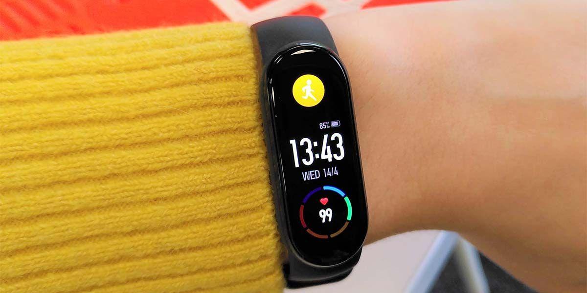 Xiaomi Mi Band 6 con NFC llega Europa