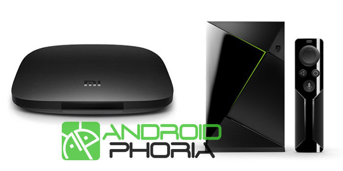 Xiaomi Mi Box vs Nvidia Shield TV