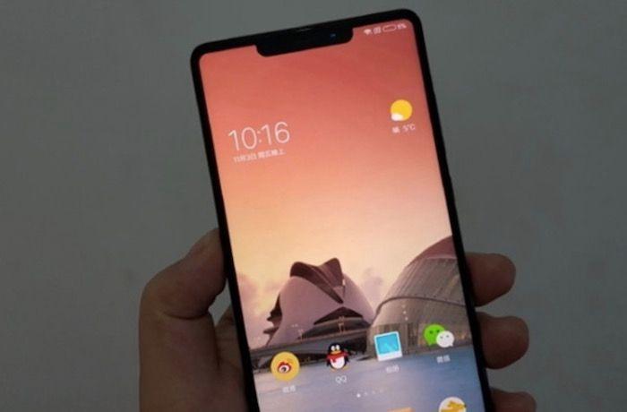 Xiaomi Mi MIX 2S en el MWC 2018