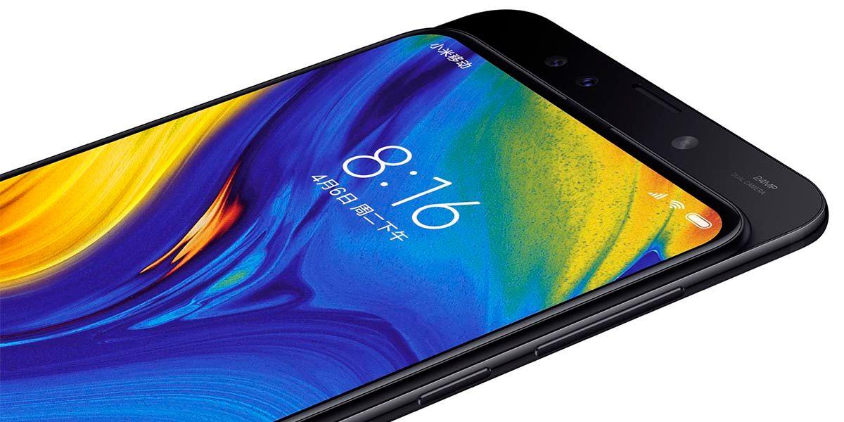 Xiaomi Mi MIX 3 5G a precio de locura black friday