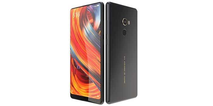 Xiaomi Mi Mix 2 NFC