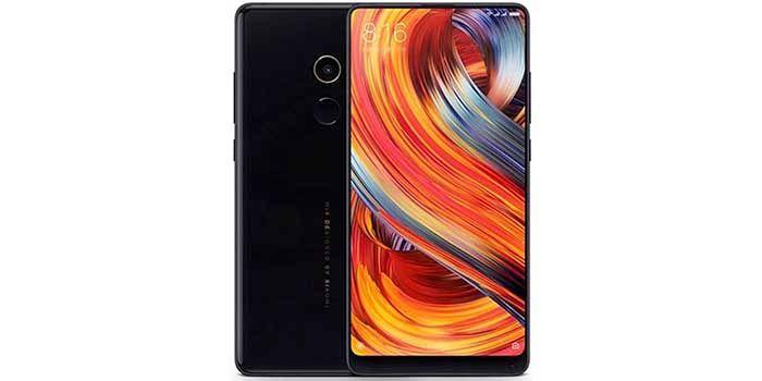 Xiaomi Mi Mix 2 mejor diseno movil barato