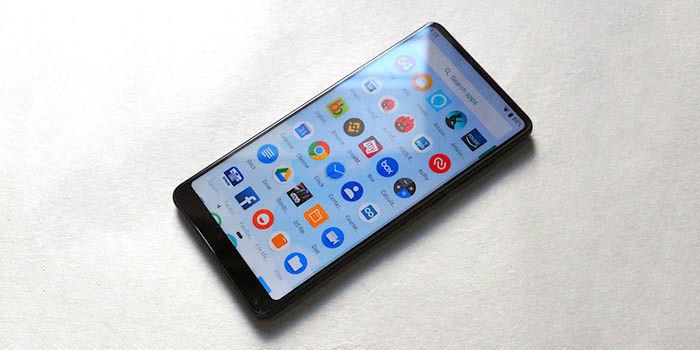 Xiaomi Mi Mix 2S con Android Pie